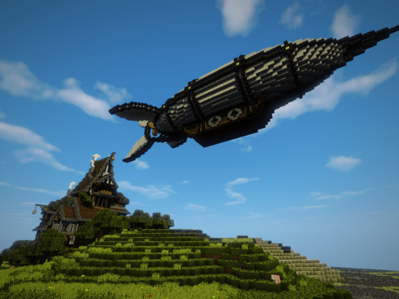 Steampunk_Zeppelin